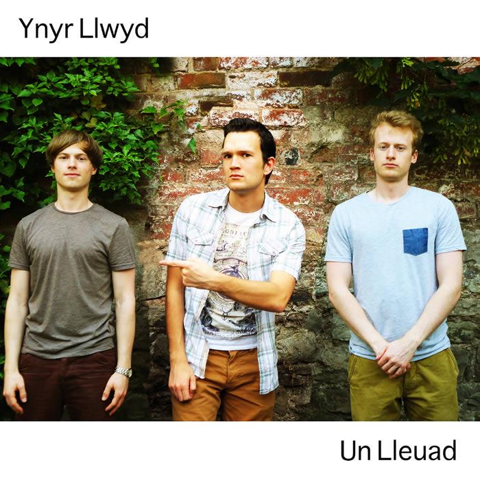 Clawr Un Lleuad Ynyr Llwyd