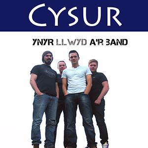 Cysur Ynyr Llwyd clawr