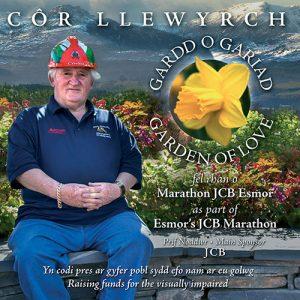 Côr Llewyrch CD Cover
