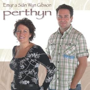 Perthyn CD cover